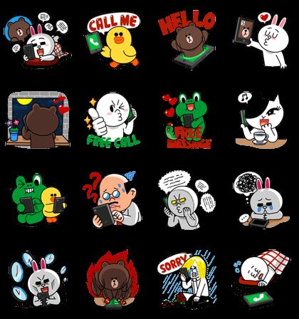 LINE sticker3373