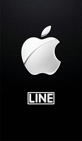 line-theme-20141008- apple 1