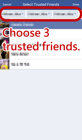 【Prevent FB from hacker】3 tips to make password & account safer.13