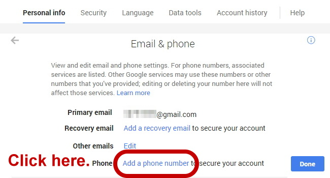 【Prevent Google from hacker】Save ur password & account-2-1