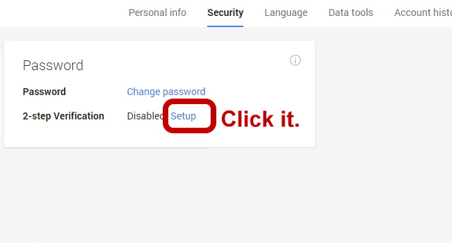 【Prevent Google from hacker】Save ur password & account-4