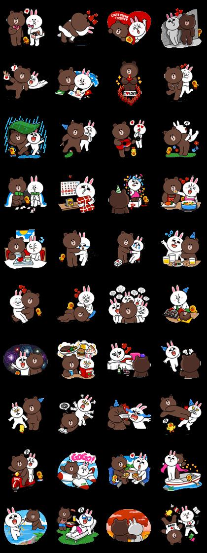 LINE sticker3263