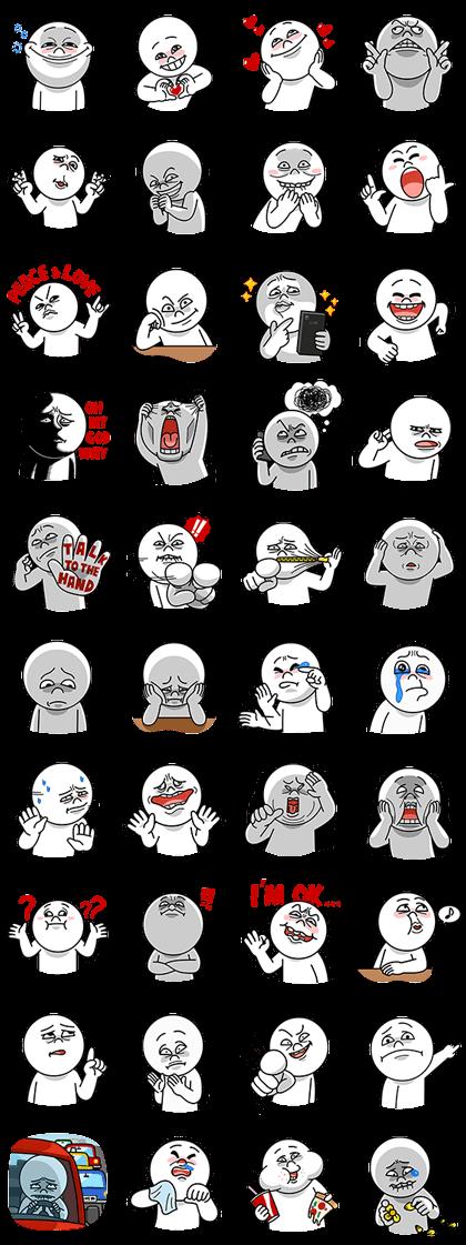 LINE sticker3281