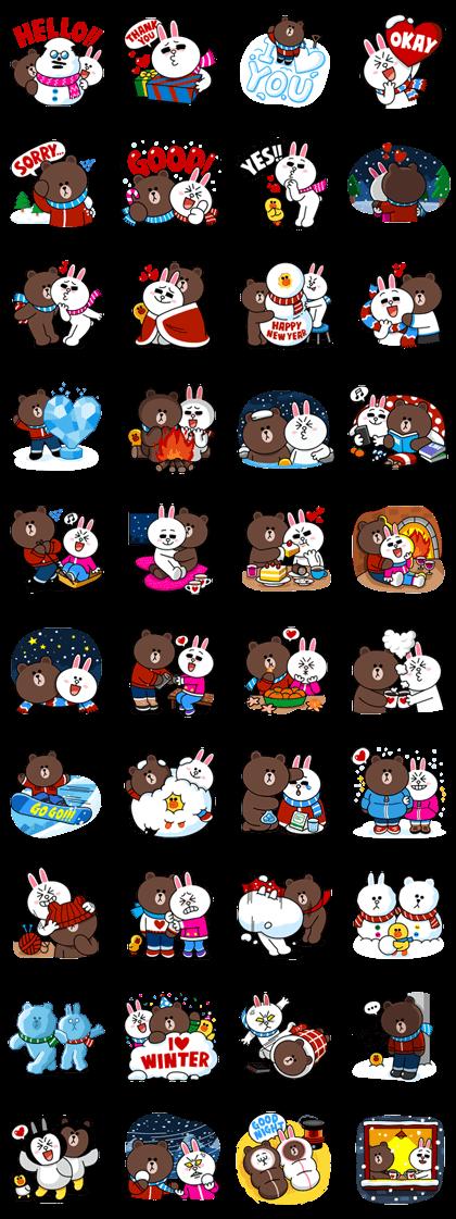 LINE sticker3372