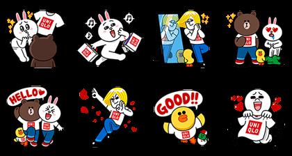 LINE sticker3419